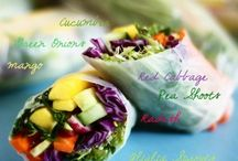 Lunch Ideas / by Tina Madden