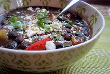 soups / by Brittany Rubalcava