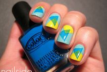 Nail Inspirations / Designs and/or images that I use as a source of inspiration for my own nail art.