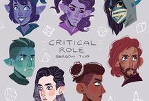 》Critical Role : Campaign 2《