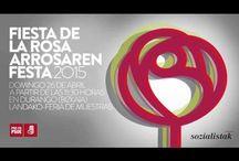 FIESTA DE LA ROSA. 2015