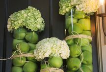 Centerpieces / by Becky Wohlhueter