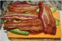 Wraps y sandwiches / Finger food