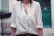 tops, blouses & t-shirts / by Megan Rose