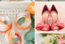 Corals, Mints and Pastels / by persnickety invitation studio