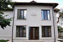 Proiect Casa Pipera / Casa din Pipera este exemplul cel mai bun de prezentat, unde profilele decorative innoblieaza o casa noua.
