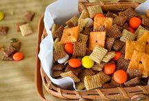 fall finger foods appetizers / Baby shower