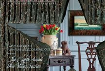 2014-5 Early American Furniture & Decorative Arts Including The 8th Annual Ohio Valley Session