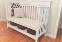 Transformer les meubles bébé