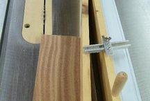 Carpenters Ways / Making wood work easy