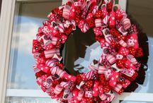 Valentine's Day Decor/diy