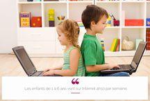 Internet chez les enfants