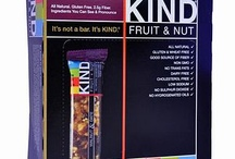 Healthy On the Go snacks