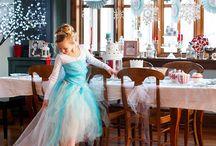 Frozen themed party / by SavvyCouponLady.com (SavvyCouponLady)