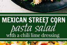 Μακαρονοσαλάτα - Pasta Salad