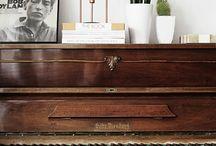 Piano corner