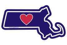 Heart in Massachusetts / Follow your Heart, it will lead you Home!