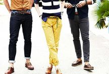 Styling tips for men / by Stylerug