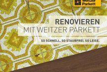 Renovieren mit Weitzer Parkett / Sie wollen renovieren? Weitzer Parkett weiß wie und hilft Ihnen auf Ihrem Weg zur leichten Renovierung.  http://www.parkett-renovieren.com/