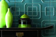 Tile / by Olga Adler -- Interior Designer