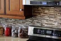 Kitchen Remodel Ideas / Backsplash Tiles