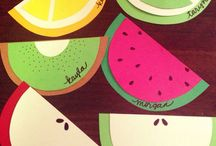Fruits party ideas