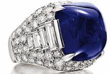 Sapphires Jewerly
