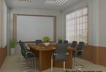 Office Design / http://www.vinacolors.com