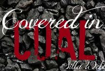 Covered In Coal by Silla Webb / Covered In Coal-Muses based on the fictional Characters in Covered in Coal by Silla Webb