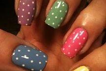 Fingernail polish & art