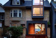 Bydlení, stavby
