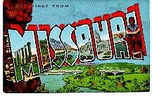Missouri Graphic Art