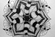 Zentangle / by Claudia Howe