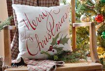 Dream Home: Winter Holiday Decor