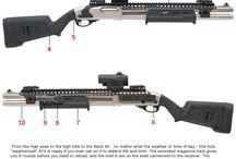 Rifles/Shotguns/Pistols