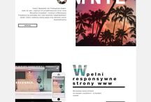 WEBDESIGN / My works