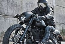 Motorsiklet Tutkusu / Efsane Motorsikletler