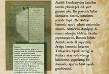 ATATÜRK'ÜMÜZ ANTALYA'DA