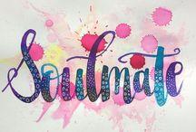 M Y . C R E A T I O N S / Follow my lettering journey on Instagram @calligraph_Izzy