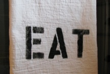 Typography used on Fabric