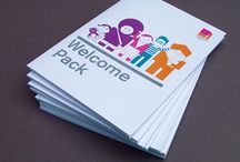 Welcome Packets / welcome to your life; there's no turning back / by Autumn Hutchins