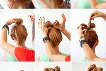 creative beautiful hair