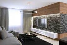 Living room - obývacia izba