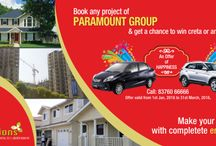 new paramount Emotion Projects Noida Extension / 2/3/4 BHK residential flats at Paramount Emotions are the first class accommodations, greatly in demand among home buyers. All residential flats are fully furnished with latest features. http://goo.gl/Jq8q9P