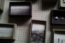 Art Box Assemblage