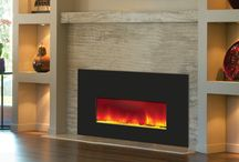 Fireplaces / by Katie West