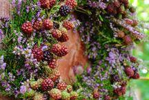 deko vence (wreaths)