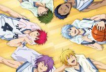Kuroko no basket / Kedvenc sport Animém!!