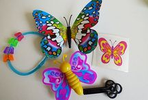 Butterfly Party Bags & Fillers