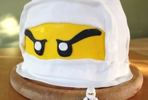 Lego Ninjago Birthday Party / by Bethany Kearns